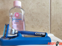 How to Sharpen Razor Blades with Baby Oil